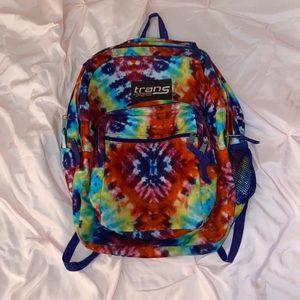 Tie Dye JanSport Backpack